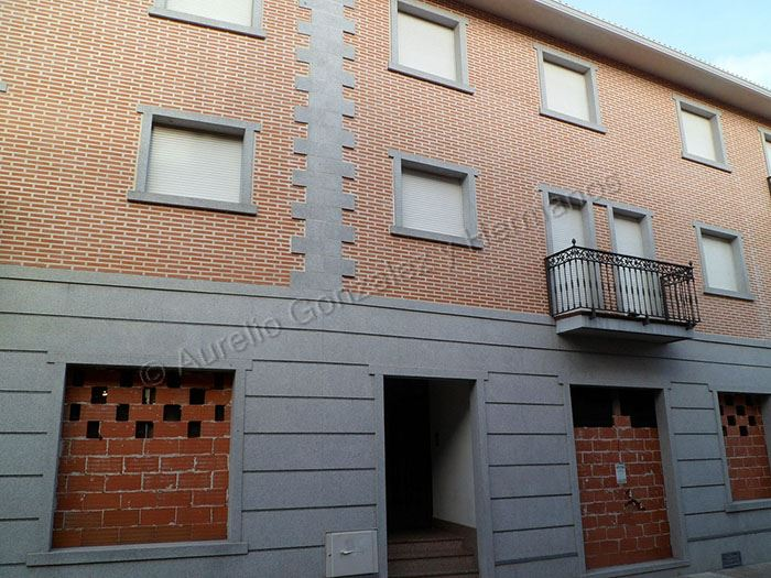 Fachadas de ladrillo visto rustico beautiful cool fachadas de ladrillo visto rustico with - Ladrillo visto rustico ...