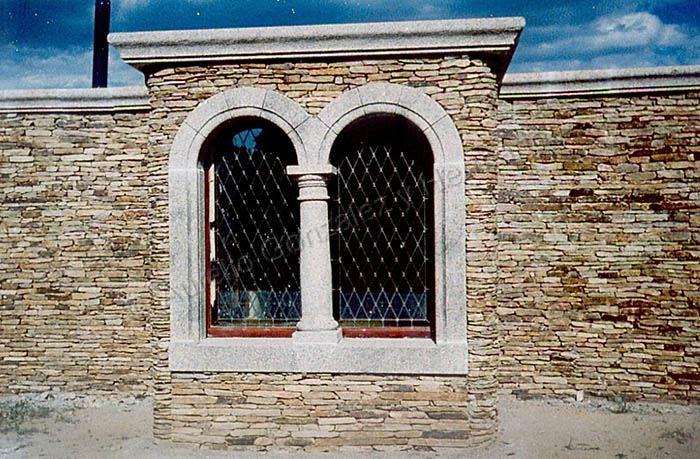 Arcos de ladrillos rusticos good ventanas con los arcos de ladrillo rsticos terminadas with - Arcos de ladrillo rustico ...